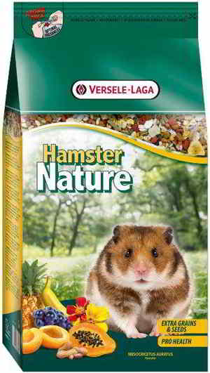Hamster Nature 750g