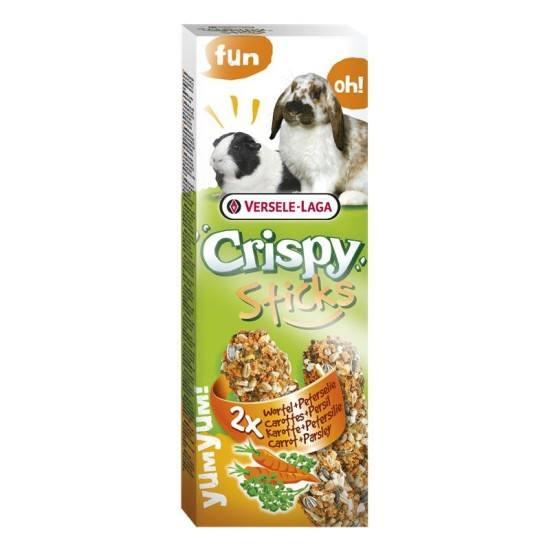Crispy Sticks Cenouras & Salsa 2x55g