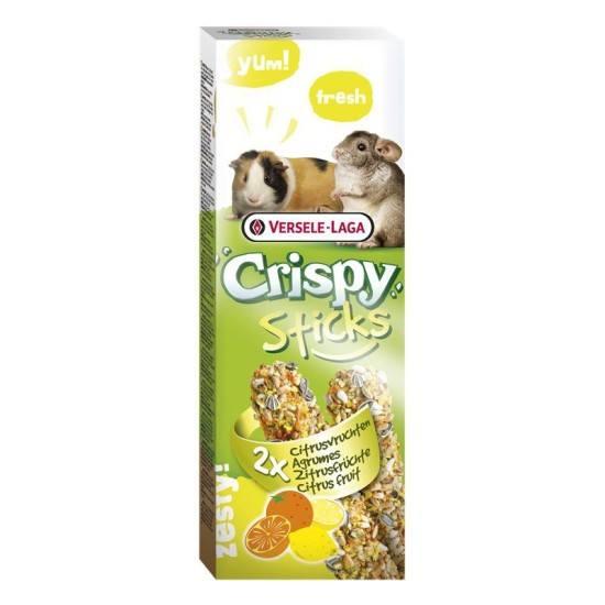 Crispy Sticks Citrinos 2x55g