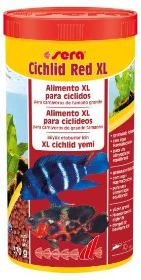 sera Cichlid Red XL 1L (370g)