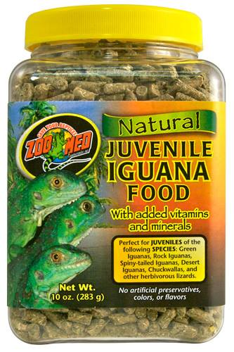 Natural Iguana Food (Juvenile Formula)