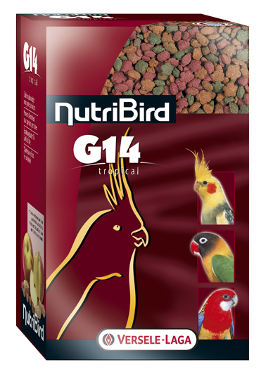Versele-Laga NutriBird G14 Tropical 1Kg