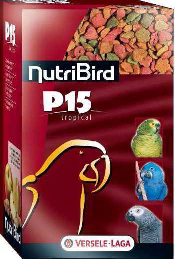 Versele-Laga NutriBird P15 Tropical