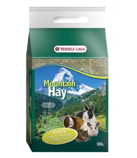 Mountain Hay - Feno da montanha com menta 500g