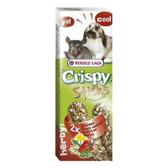 Crispy Sticks Ervas Aromáticas 2x55g