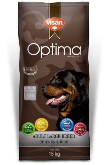 Visan Optima Adult Large 15Kg