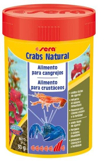 sera Crabs Natural 100ml (30g)