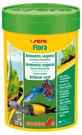 sera Flora 100ml (22g)