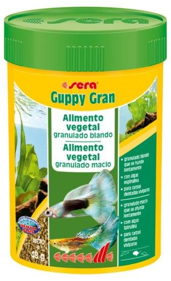 sera Guppy Gran 100ml (48g)