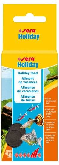 sera Holiday 10past. (24g)