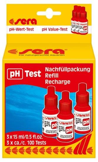 sera pH-Test (Recarga)