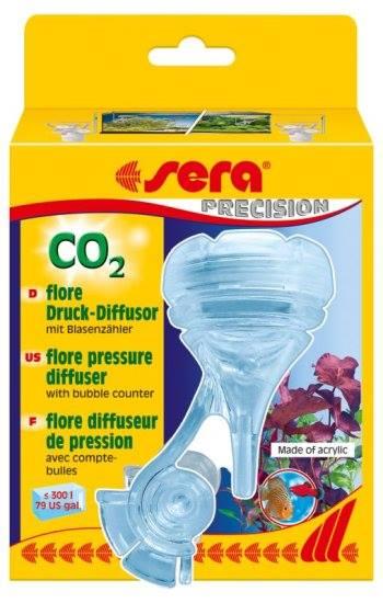 sera Difusor de pressão de CO2