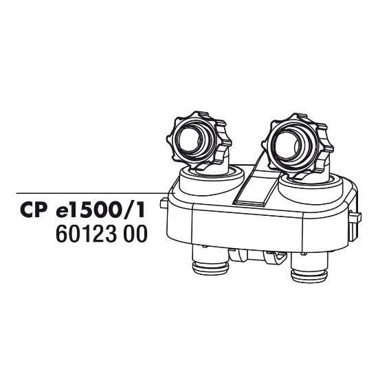 JBL Bloco CP e1500/1 Conexão de Mangueiras