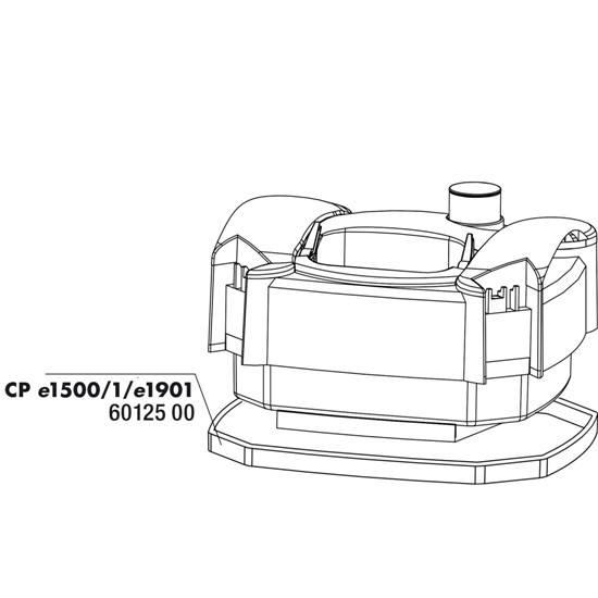 JBL Oring Cabeça CP e1500/1/e1901