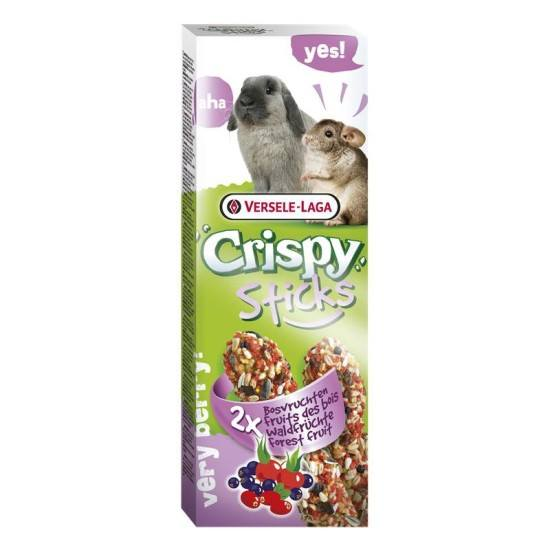 Crispy Sticks Frutos do Bosque 2x55g