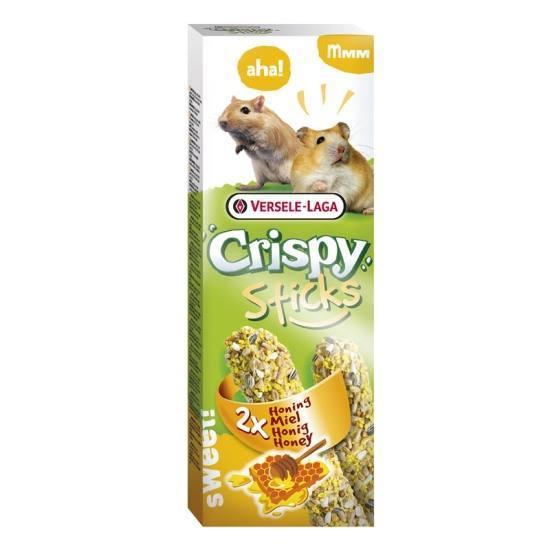 Crispy Sticks Mel 2x55g