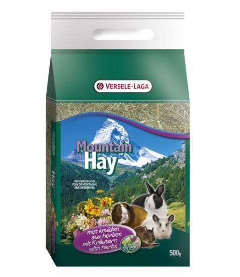 Mountain Hay - Feno da montanha com ervas 500g