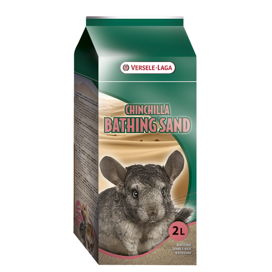 Chinchilla Bathing Sand 2L