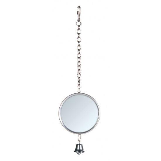 Espelho com Moldura em Metal