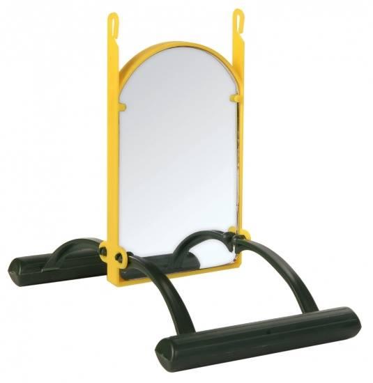 Espelho com Poleiros Duplo