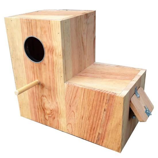 Ninho Papagaio em L