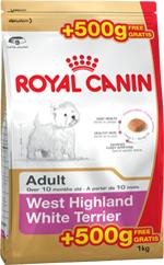 RC BHN West Highland White Terrier 500g (+500g Gratis)