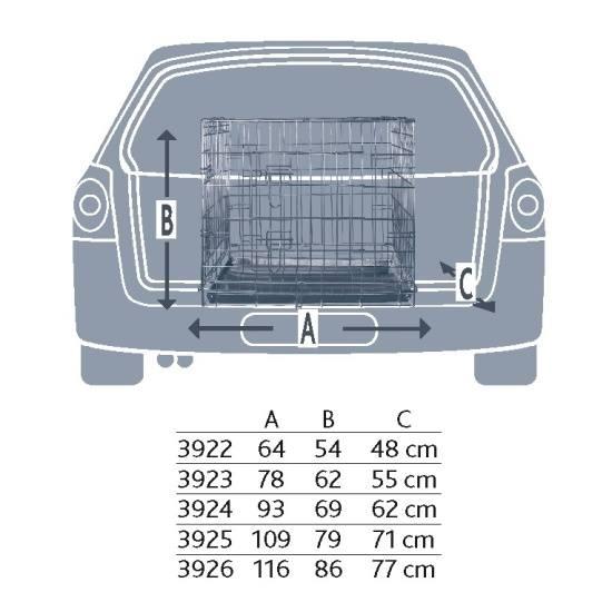 Transportadora Metalica (c/ Duas Portas)