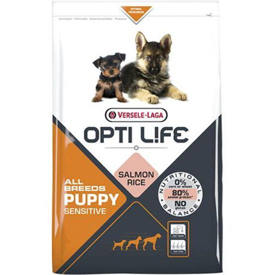 Opti Life Puppy Sensitive All Breeds