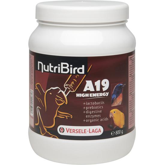 NutriBird A19 Alta Energia 800gr