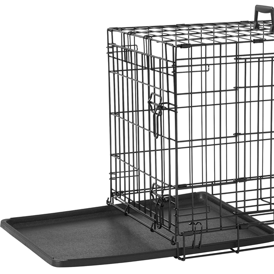 Dog Crate Double Door