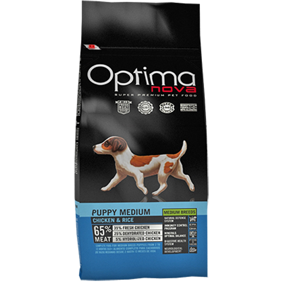 Optima Nova Puppy Medium