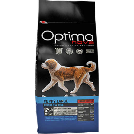 Optima Nova Puppy Large 12kg