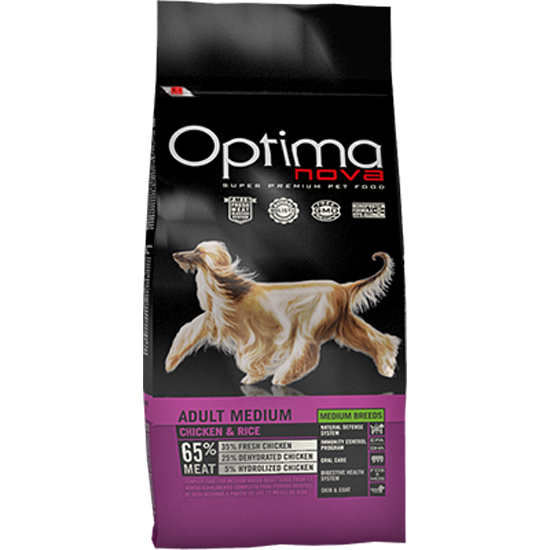 Optima Nova Adult Medium 12kg