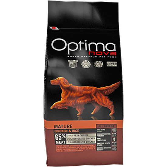 Optima Nova Adult Mature 12kg