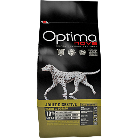 Optima Nova Adult Digestive 12Kg