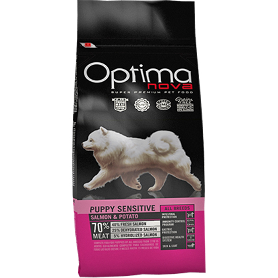 Optima Nova Puppy Sensitive