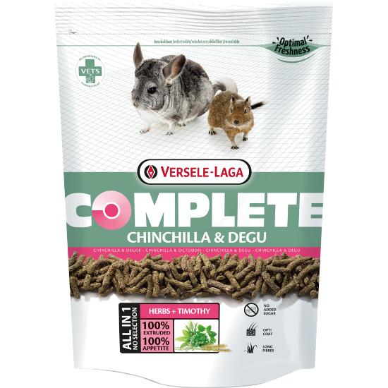 Versele-Laga Complete Chinchilla & Dego