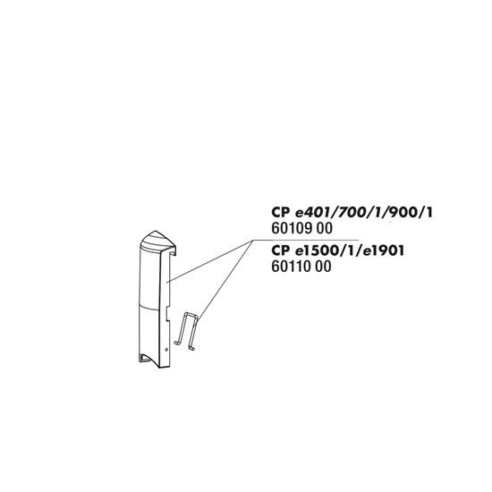 JBL Clip de Fecho (set x2) p/ CristalProfi e4/7/900/1