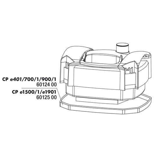 JBL Oring de Cabeça p/ CristalProfi e