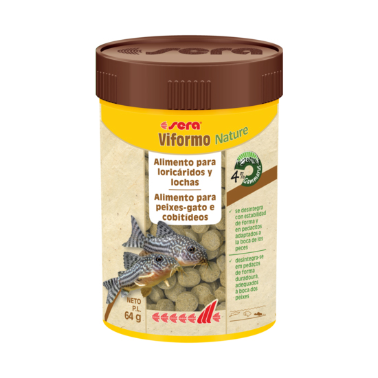 Sera Viformo Nature 100 ml (64 g)