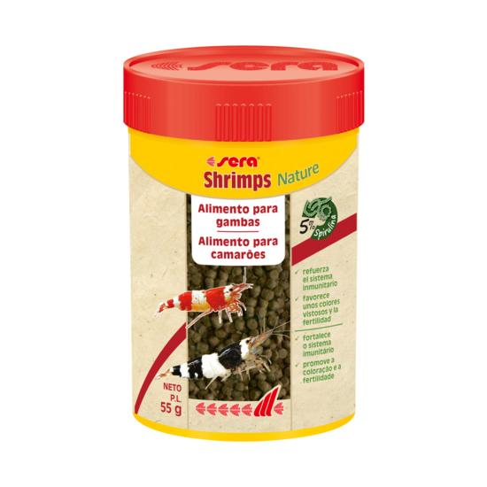 Sera Shrimps Nature 100 ml (55 g)