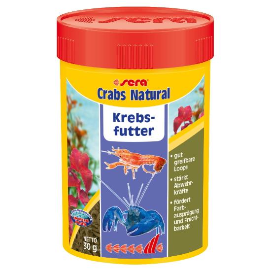 Sera Crabs Natural 100 ml (30 g)