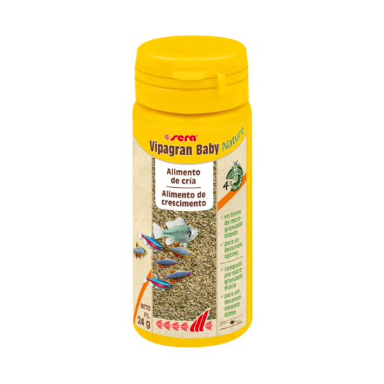 Sera Vipagran Baby Nature 50 ml (24 g)