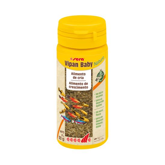 Sera Vipan Baby Nature 50 ml (30 g)